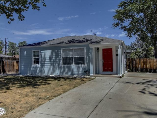 1855 W 50th Avenue, Denver, CO 80221 (MLS #9326320) :: 8z Real Estate