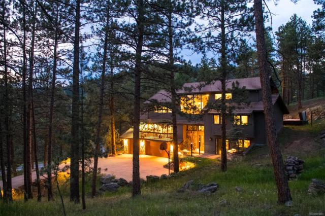 1955 Foothills Drive, Golden, CO 80401 (#9326441) :: Berkshire Hathaway Elevated Living Real Estate