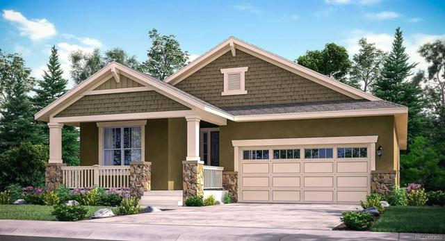 19032 W 84th Avenue, Arvada, CO 80007 (#9326504) :: The City and Mountains Group