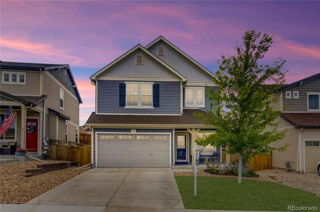 2087 Coach House Loop, Castle Rock, CO 80109 (#9326826) :: The Griffith Home Team