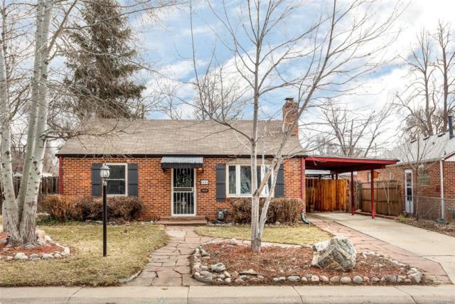4684 S Pearl Street, Englewood, CO 80113 (MLS #9327235) :: 8z Real Estate