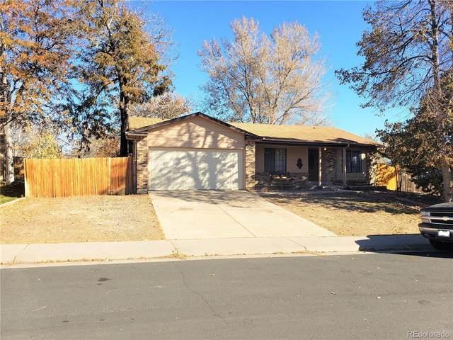 3398 S Elkhart Street, Aurora, CO 80014 (MLS #9327296) :: The Sam Biller Home Team