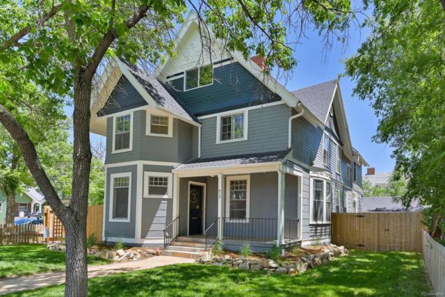829 N Weber Street, Colorado Springs, CO 80903 (#9327938) :: The Peak Properties Group