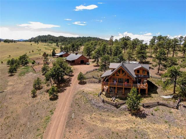 2333 County Rd 403, Florissant, CO 80816 (#9328132) :: The DeGrood Team