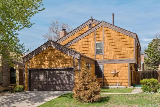 10222 W Ida Avenue #237, Littleton, CO 80127 (#9328380) :: Peak Properties Group