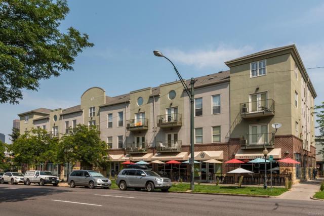 837 E 17th Avenue 2E, Denver, CO 80218 (#9328566) :: The Pete Cook Home Group