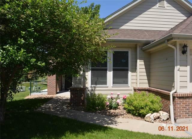 2864 W Riverwalk Circle A, Littleton, CO 80123 (#9328884) :: The Dixon Group