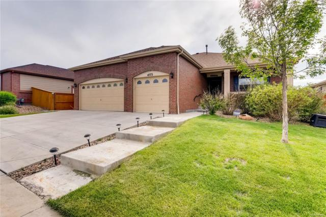 4773 S Duquesne Street, Aurora, CO 80016 (#9329225) :: Colorado Home Finder Realty
