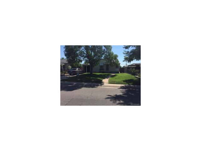 160 S Dale Court, Denver, CO 80219 (MLS #9329293) :: 8z Real Estate
