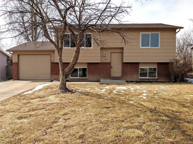 3407 Carson Avenue, Evans, CO 80620 (#9329778) :: The Heyl Group at Keller Williams