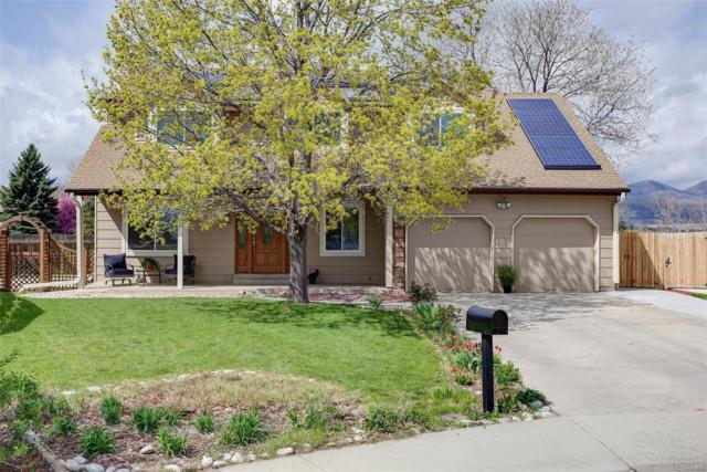 8033 W Plymouth Place, Littleton, CO 80128 (#9329874) :: The Galo Garrido Group
