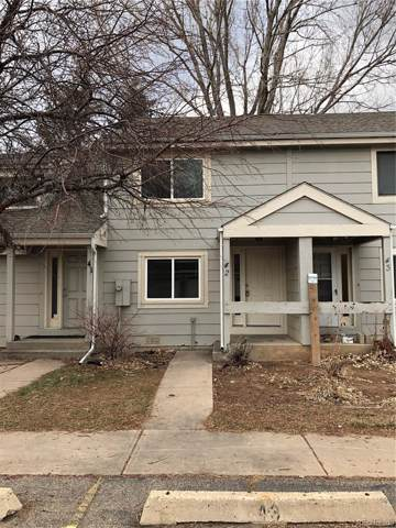 2929 Ross Drive P42, Fort Collins, CO 80526 (#9330028) :: The Harling Team @ Homesmart Realty Group