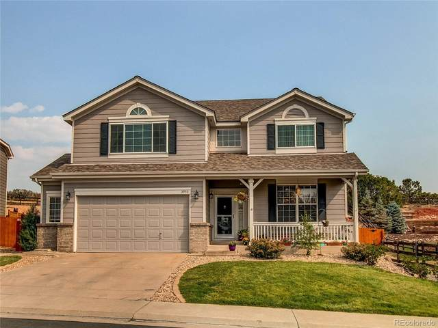 3950 Black Feather Trail, Castle Rock, CO 80104 (#9330108) :: Colorado Home Finder Realty