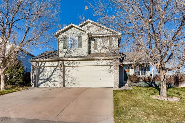 5339 S Ukraine Way, Aurora, CO 80015 (#9330415) :: The Peak Properties Group