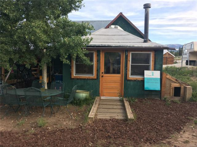 625 E 6th Street, Leadville, CO 80461 (#9330464) :: Structure CO Group