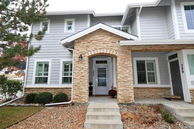 204 Whitehaven Circle, Highlands Ranch, CO 80129 (#9330638) :: The Galo Garrido Group