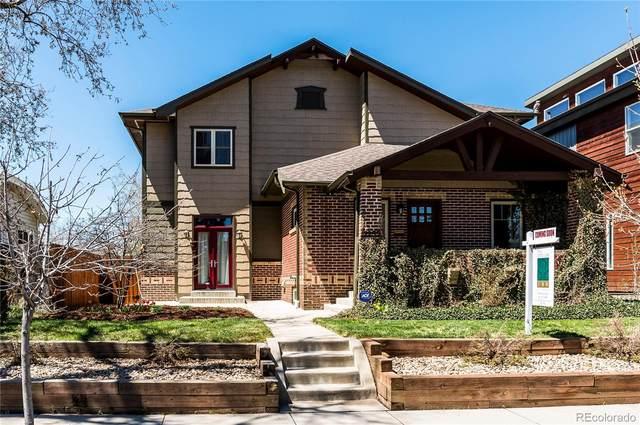 2235 S Ogden Street, Denver, CO 80210 (MLS #9330667) :: 8z Real Estate
