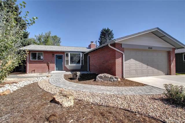 5910 Garrison Street, Arvada, CO 80004 (MLS #9331112) :: Neuhaus Real Estate, Inc.