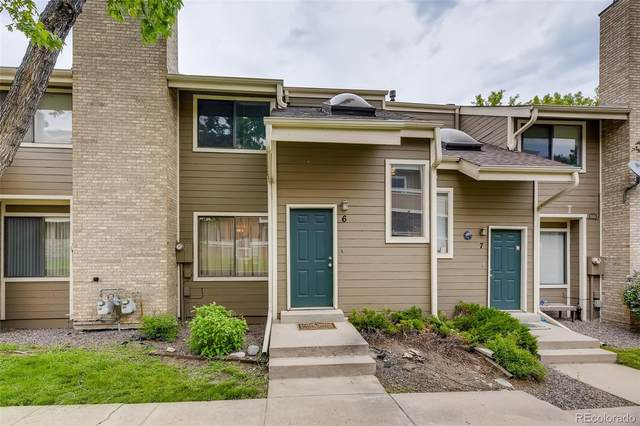 8759 W Cornell Avenue 22-6, Lakewood, CO 80227 (#9331415) :: The Griffith Home Team