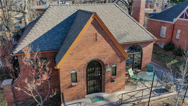 1370 Fairfax Street, Denver, CO 80220 (#9331551) :: iHomes Colorado