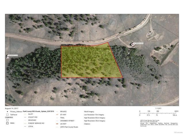268 Lancelot Lane, Hartsel, CO 80449 (MLS #9331577) :: 8z Real Estate