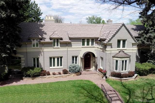 4501 E 6th Parkway, Denver, CO 80220 (#9331719) :: The Griffith Home Team