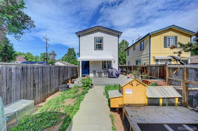1341 Valentia Street, Denver, CO 80220 (MLS #9331908) :: The Sam Biller Home Team