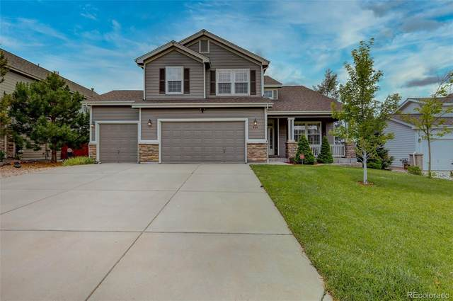 924 Eaglestone Drive, Castle Rock, CO 80104 (#9332471) :: The Harling Team @ Homesmart Realty Group