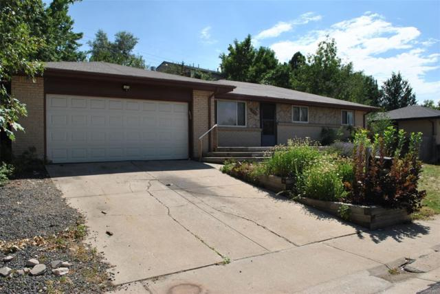 12186 W 7th Place, Lakewood, CO 80401 (#9332535) :: Bring Home Denver