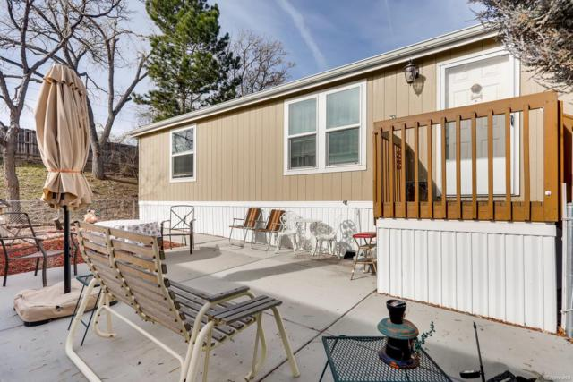 2001 W 92nd Avenue #716, Federal Heights, CO 80260 (MLS #9332756) :: 8z Real Estate
