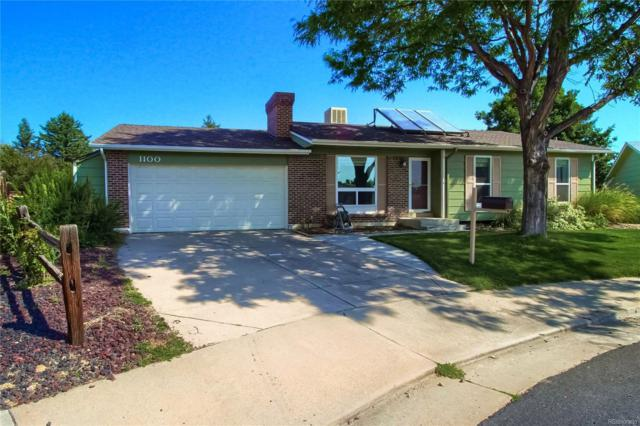 1100 Lilac Circle, Broomfield, CO 80020 (#9332965) :: The Peak Properties Group