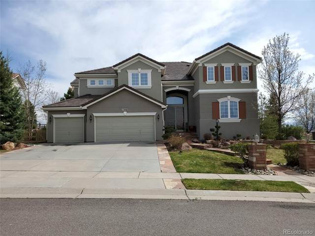 15908 E Maplewood Drive, Centennial, CO 80016 (#9332995) :: Finch & Gable Real Estate Co.