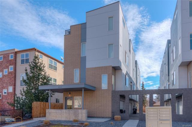 2038 N High Street, Denver, CO 80205 (#9333023) :: Bring Home Denver