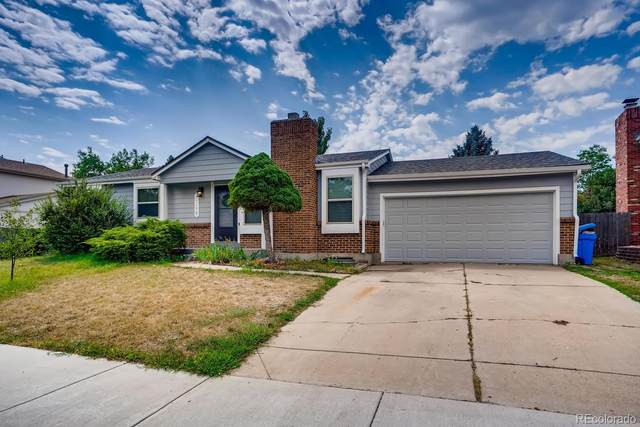 11172 W Patterson Place, Littleton, CO 80127 (#9333087) :: The Dixon Group