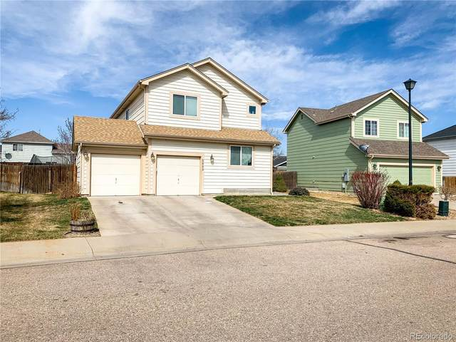 2353 Carriage Drive, Milliken, CO 80543 (#9333574) :: The DeGrood Team