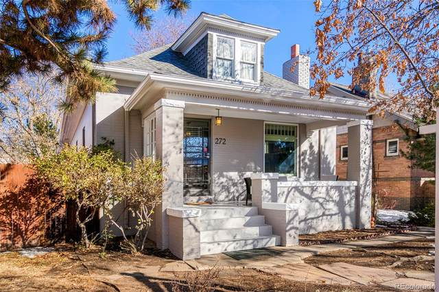 272 S Ogden Street, Denver, CO 80209 (MLS #9334286) :: Bliss Realty Group