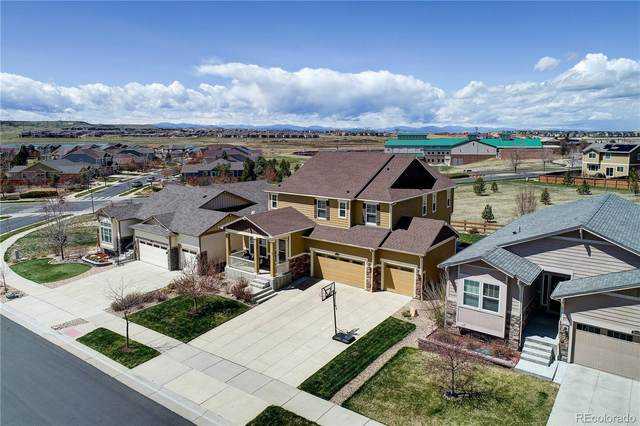 16115 Savory Circle, Parker, CO 80134 (MLS #9334733) :: 8z Real Estate