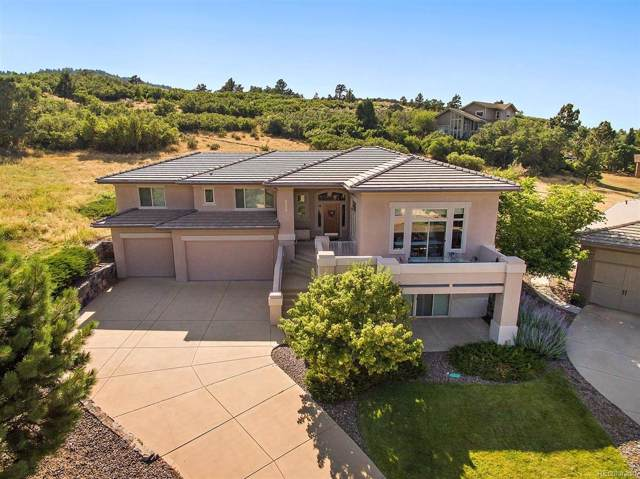 6439 Eagle Feather Trail, Littleton, CO 80125 (#9334792) :: The Heyl Group at Keller Williams