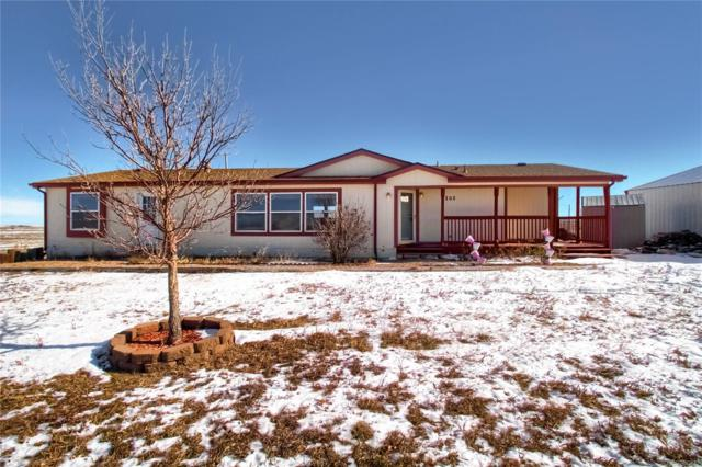 1202 S County Road 185, Byers, CO 80103 (#9334862) :: The DeGrood Team