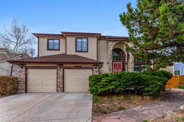11882 W 56th Circle, Arvada, CO 80002 (#9334864) :: The Harling Team @ HomeSmart