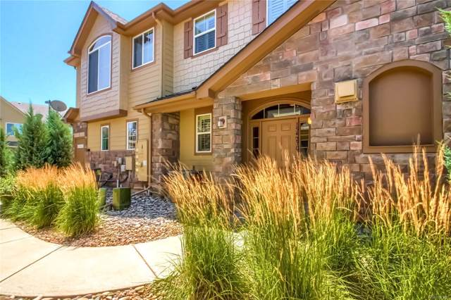 15427 W 66th Drive C, Arvada, CO 80007 (#9334897) :: The DeGrood Team