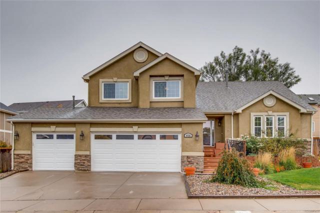 4725 Jenson Lane, Colorado Springs, CO 80922 (MLS #9335003) :: 8z Real Estate
