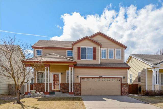 6842 W Remington Place, Littleton, CO 80128 (#9335100) :: The Pete Cook Home Group