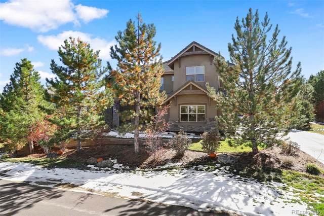 6272 Shavano Peak Place, Castle Rock, CO 80108 (#9335247) :: Briggs American Properties