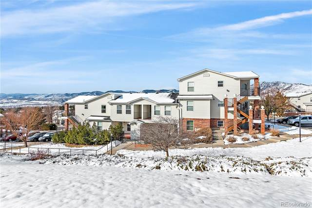 1648 S Cole Street B6, Lakewood, CO 80228 (#9335400) :: The Colorado Foothills Team | Berkshire Hathaway Elevated Living Real Estate