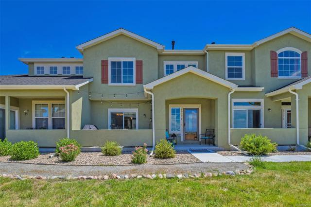 6937 Crestop Place B, Parker, CO 80138 (#9335690) :: HomePopper