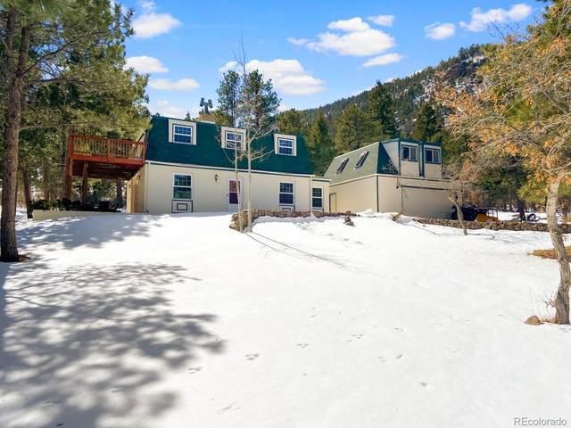 790 Sunridge Circle, Palmer Lake, CO 80133 (#9336438) :: Bring Home Denver with Keller Williams Downtown Realty LLC
