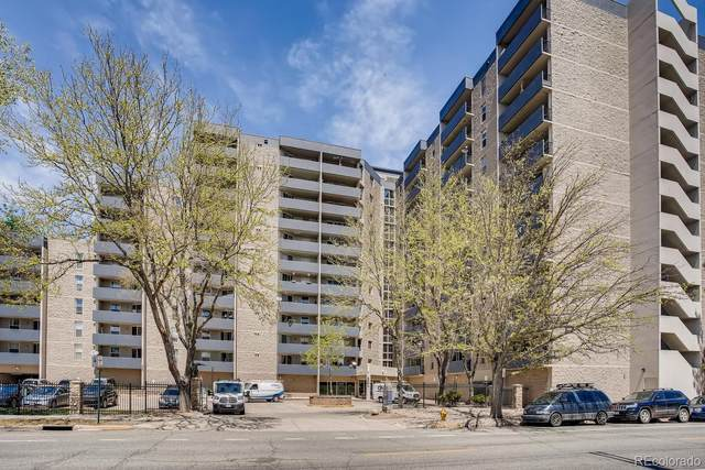 601 W 11th Avenue #301, Denver, CO 80204 (MLS #9337418) :: 8z Real Estate