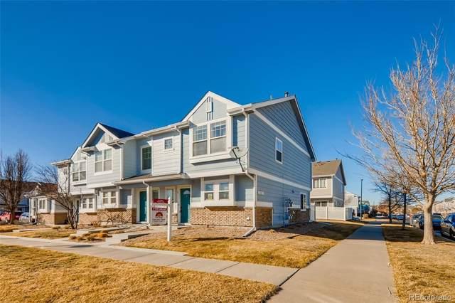 19075 E 57th Avenue D, Denver, CO 80249 (#9337436) :: Mile High Luxury Real Estate