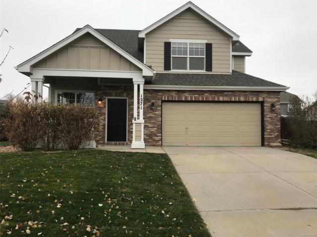1271 N Stratton Avenue, Castle Rock, CO 80104 (#9337697) :: Bring Home Denver